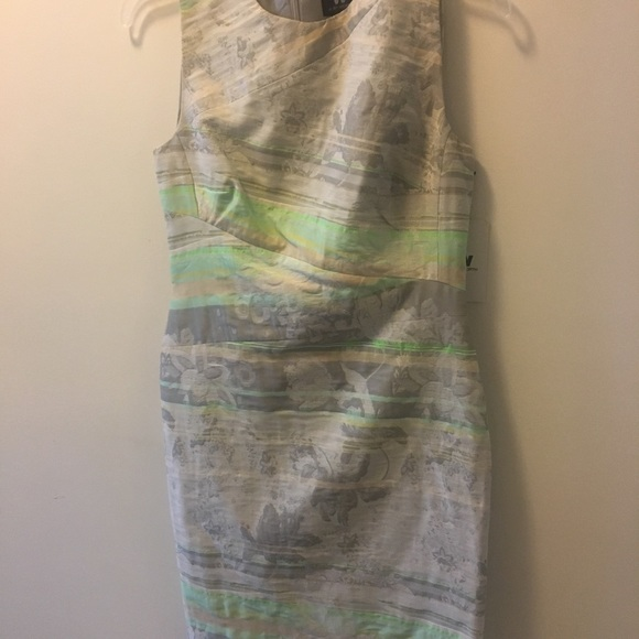 W by Worth Dresses & Skirts - BEAUTIFUL!!! NWT W By Worth Luxury Pencil dress